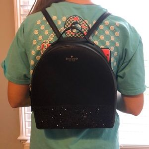 Kate spade small backpack